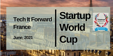 Startup World Cup France tickets