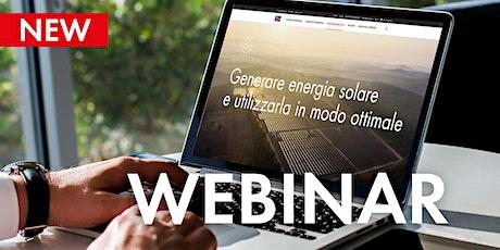Utility: Impianti Fotovoltaici e Storage Large Scale tickets
