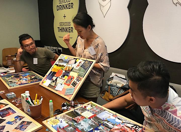 Creating My Vision Board Workshop image