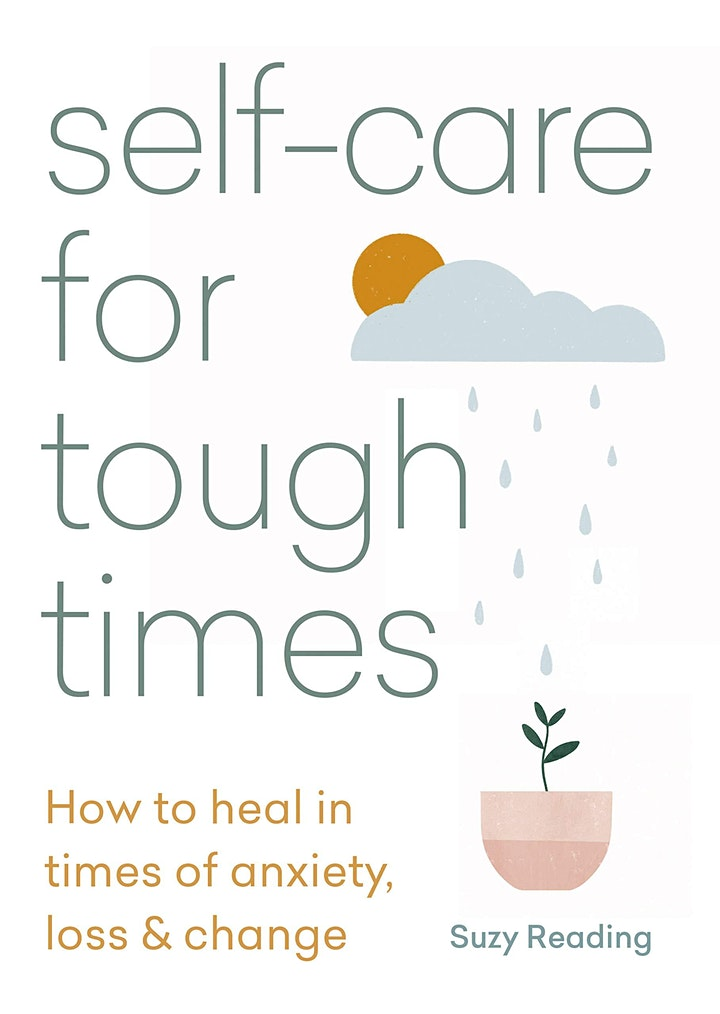 shelf help. Presents: Self-Care for Tough Times Workshop with Suzy Reading image