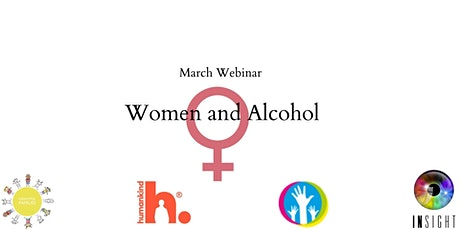March Webinar: Women and Alcohol tickets