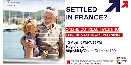 British Embassy - Online Outreach Meeting - 13 April 2021 tickets