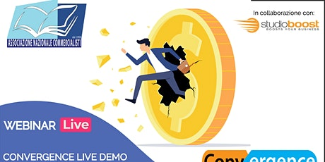 Convergence Live Demo: le informazioni finanziarie fatte facili boletos