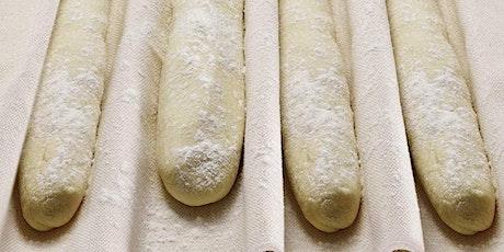The Art of Baking Bread tickets