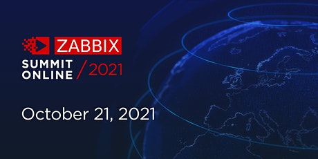 "Registration  ""Zabbix Summit Online 2021"" tickets"