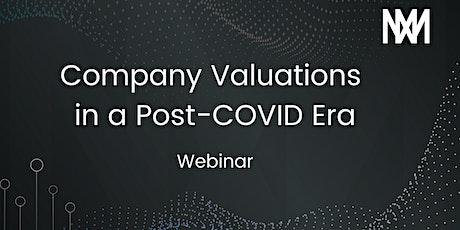 Company Valuations in a Post-COVID Era tickets
