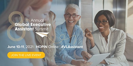 8th Annual Global Executive Assistant Online Summit tickets