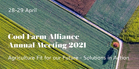 Cool Farm Alliance Annual Meeting 2021 - Open Day tickets
