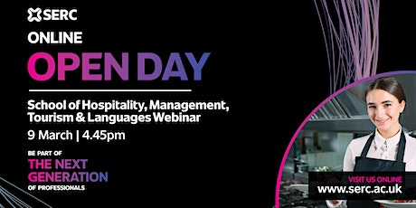 SERC Hospitality, Management, Tourism and Languages Q&A Session tickets