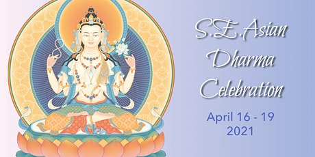 South East Asian Dharma Celebration 2021 (online) tickets