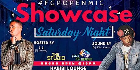 FGP OPEN MIC NIGHT tickets
