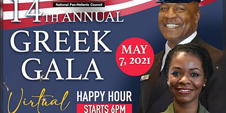 14th Annual Greek Gala tickets