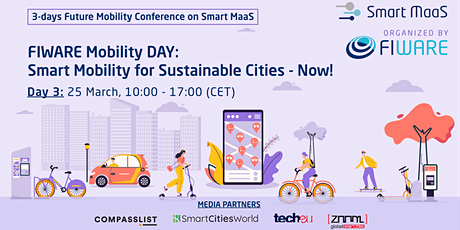 FIWARE Mobility DAY tickets