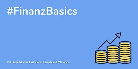 Endlich deine Finanzen erfolgreich meistern mit den #FinanzBasics Tickets