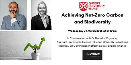 Achieving Net-Zero Carbon and Biodiversity Conservation tickets