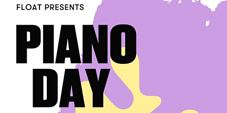 PIANO DAY WITH WOODES AND BILLY DAVIS tickets