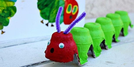 PODS  Pears Online Session on Spring Crafts for Children tickets