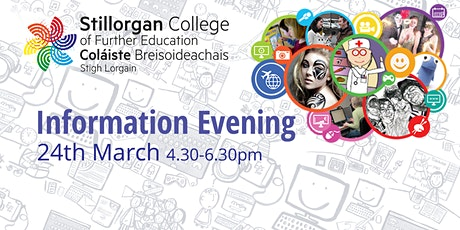 Stillorgan College of Further Education Information Evening tickets