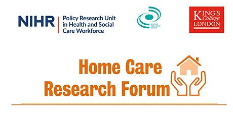 Homecare Research Forum - Wednesday 5th May tickets