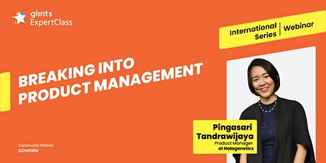 GEC International - Breaking into Product Management tickets