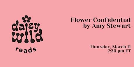 Daisywild Book Club - Flower Confidential tickets