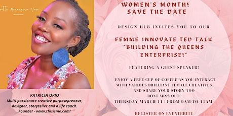 Female Innovation Talk tickets