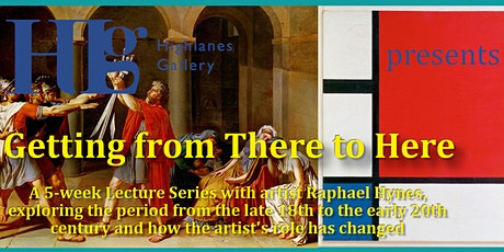 Getting from There to Here: 5 Week Lecture Series with artist Raphael Hynes tickets