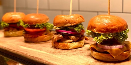 Gin and Burger Tasting Night tickets