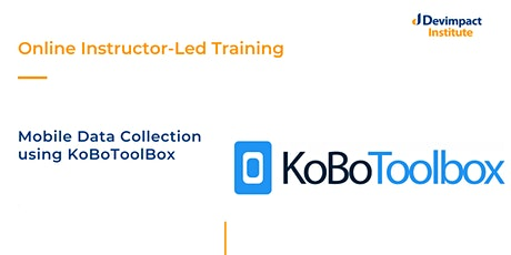 Training on Mobile Data Collection using KoBoToolBox tickets