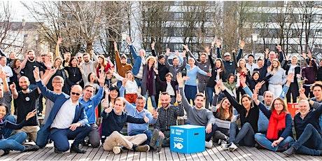 Global Goals Lab - Verleihung des Wirkungsfonds-Preises 2020/21 Tickets