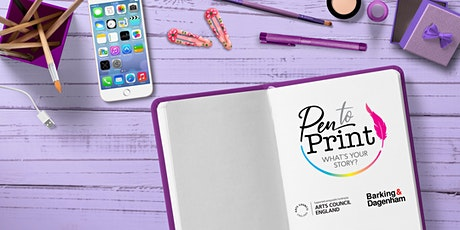 Pen to Print: Creative Writing Workshop with Farzana Hakim tickets