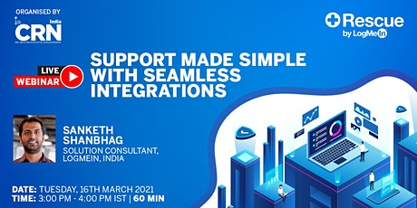 Support made Simple with Seamless Integrations Tickets