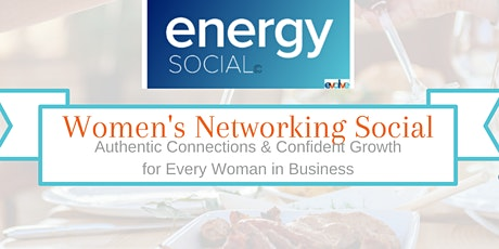 Evolve East Energy! Social, Women's Networking tickets