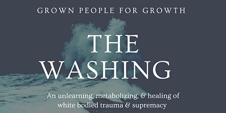 The Washing: A BiMonthly Check In & Yoga Flow tickets