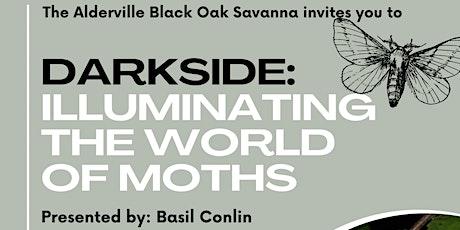 Darkside: Illuminating the World of Moths tickets