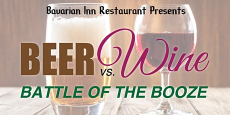 Beer vs. Wine Dinner tickets