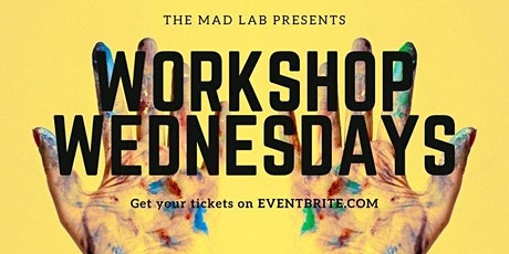 WorkShop Wednesdays : Altered Book Workshop hosted by Raven tickets