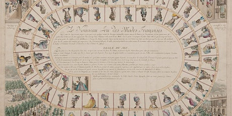 Timeless play: Board games of the 18th and 19th century tickets