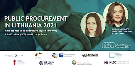 Public Procurement in Lithuania 2021 tickets