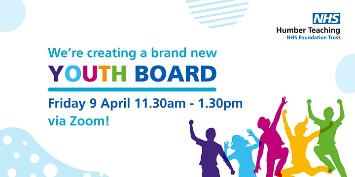 Designing a Humber Teaching NHS Foundation Trust Youth Board image
