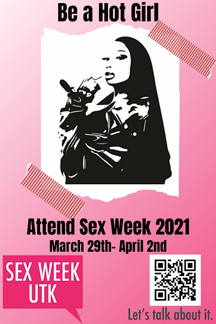 Sex Week 2021 image