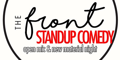 The Front Standup Comedy - March tickets