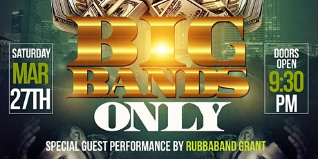 Big Bands Only tickets