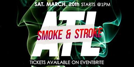 ATL Smoke & Stroke @ The Patio Social Club tickets