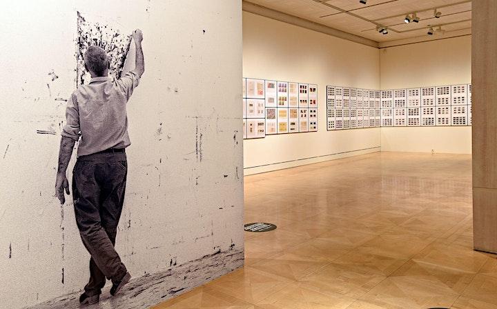 im Atelier Liebermann: Gerhard Richter. Atlas-Übersicht 1:2 (2016): Bild