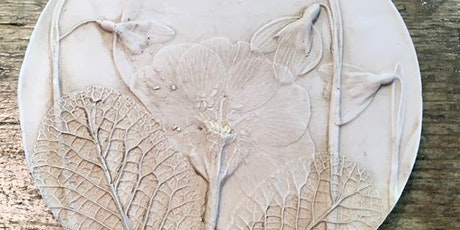 Plaster Casting Workshop (Nature-themed) tickets