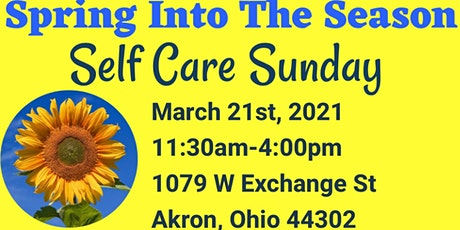 West Akron Rose presents, Self Care Sunday tickets
