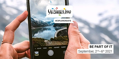 SalzburgerLand #ExplorerDayPass Tickets