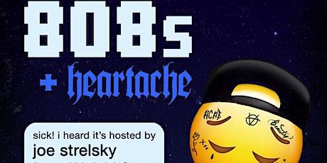 808s & HEARTACHE tickets