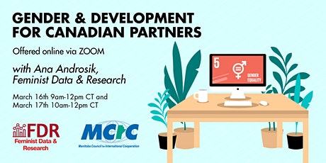 Training: Gender & Development for Canadian Partners tickets